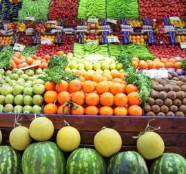Willows Pediatric Blog - Organic Produce