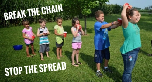 Break the chain and stop the spread of COVID-19 - Willow's Pediatrics