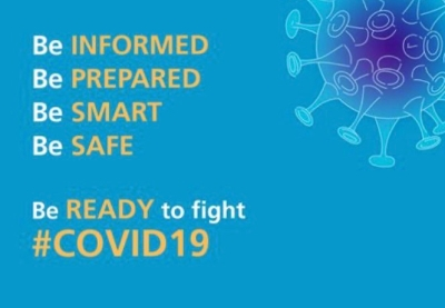 COVID-19 alert by Willow's Pediatrics