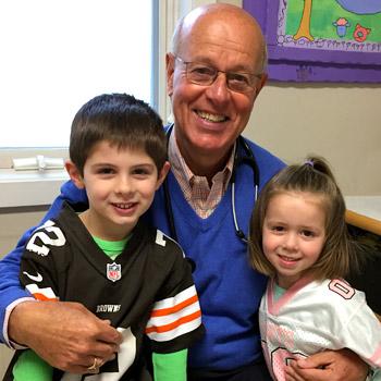 Dr Peter Czuczka Willows Pediatrics Westport, CT