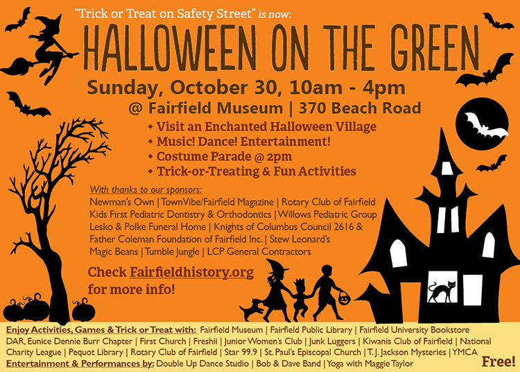 Halloween on the Green Event - Willow's Pediatrics