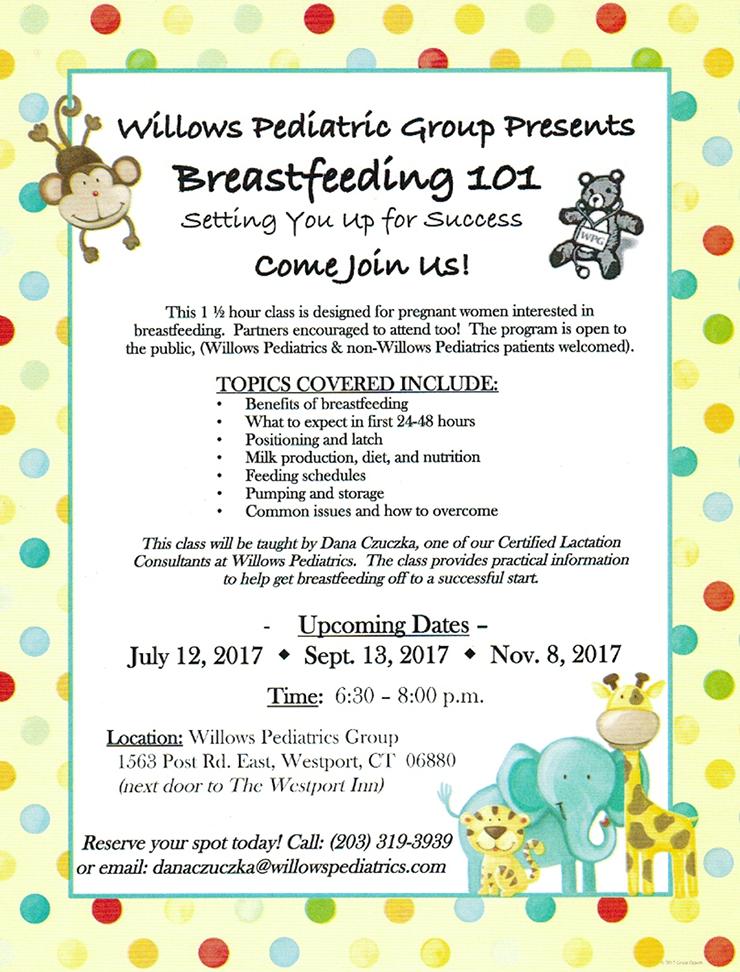 New Breastfeeding Brochure thumbnail 2017