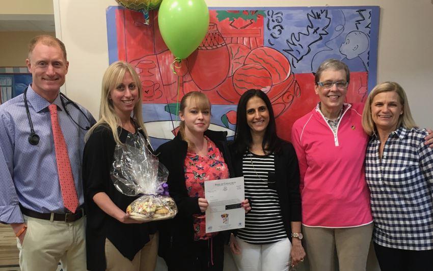 Willow's Pediatrics wins CIRTS award